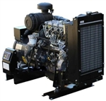 30kW Bare Bones Generator with Perkins Engine
