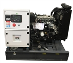 20kW OEM Generator with Perkins Engine, Base Tank and Deep Sea 6020 Digital Controller