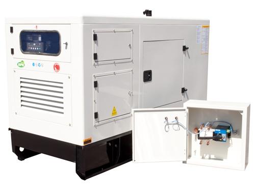 56 KW Perkins Generator
