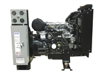20kw Bare Bones generator with Perkins 404D-22G diesel engine and analog controls.