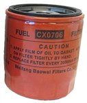 CX0706 Diesel Fuel Filter for Laidong 4l22b